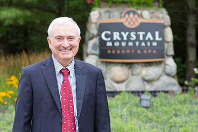 INNOVATOR OF THE YEAR WINNER – Jim MacInnes – Crystal Mountain Thompsonville, Michigan