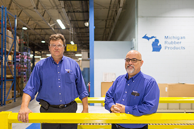 BEST PROJECTS – INDUSTRIAL/MANUFACTURING WINNER – Michigan Rubber Products Cadillac, Michigan